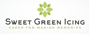 Sweet Green Icing Logo